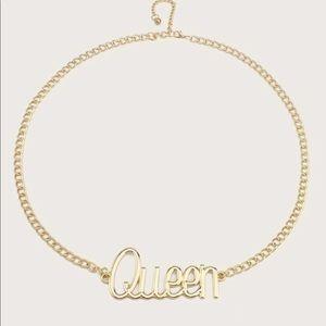 Queen Waist Belt